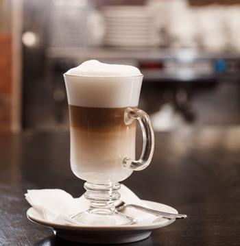 рецепт кофе латте в домашних условиях